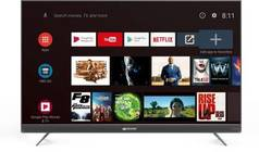 Micromax 139cm (55 inch) Ultra HD (4K) LED Smart Android TV (55TA7000UHD)