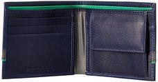Fastrack Blue Men'S Wallet (C0401l)