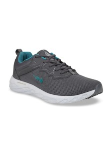 Campus Men Grey All Rounder Surface Running Shoes