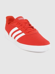 Adidas Men's Skateboarding Shoes (Red)