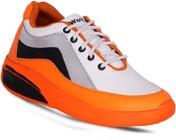 Woyak Men's Walking Shoes (Orange)