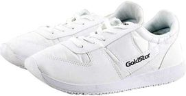 Goldstar White Running Training and Gym Shoes For Men