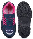 Liberty Lucy & Luke Pink Casual YARD-E Slip-On Shoes for Kids