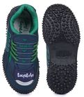 Liberty Lucy & Luke Navy Blue Casual YARD-E Slip-On Shoes for Kids